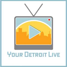 Your Detroit Live on NRM Streamcast