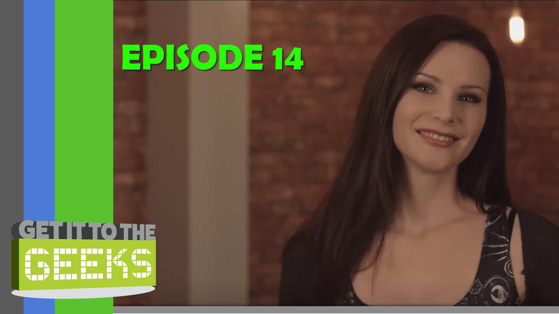 Get It To The Geeks - Episode 14: Twice The Force Half Awaken