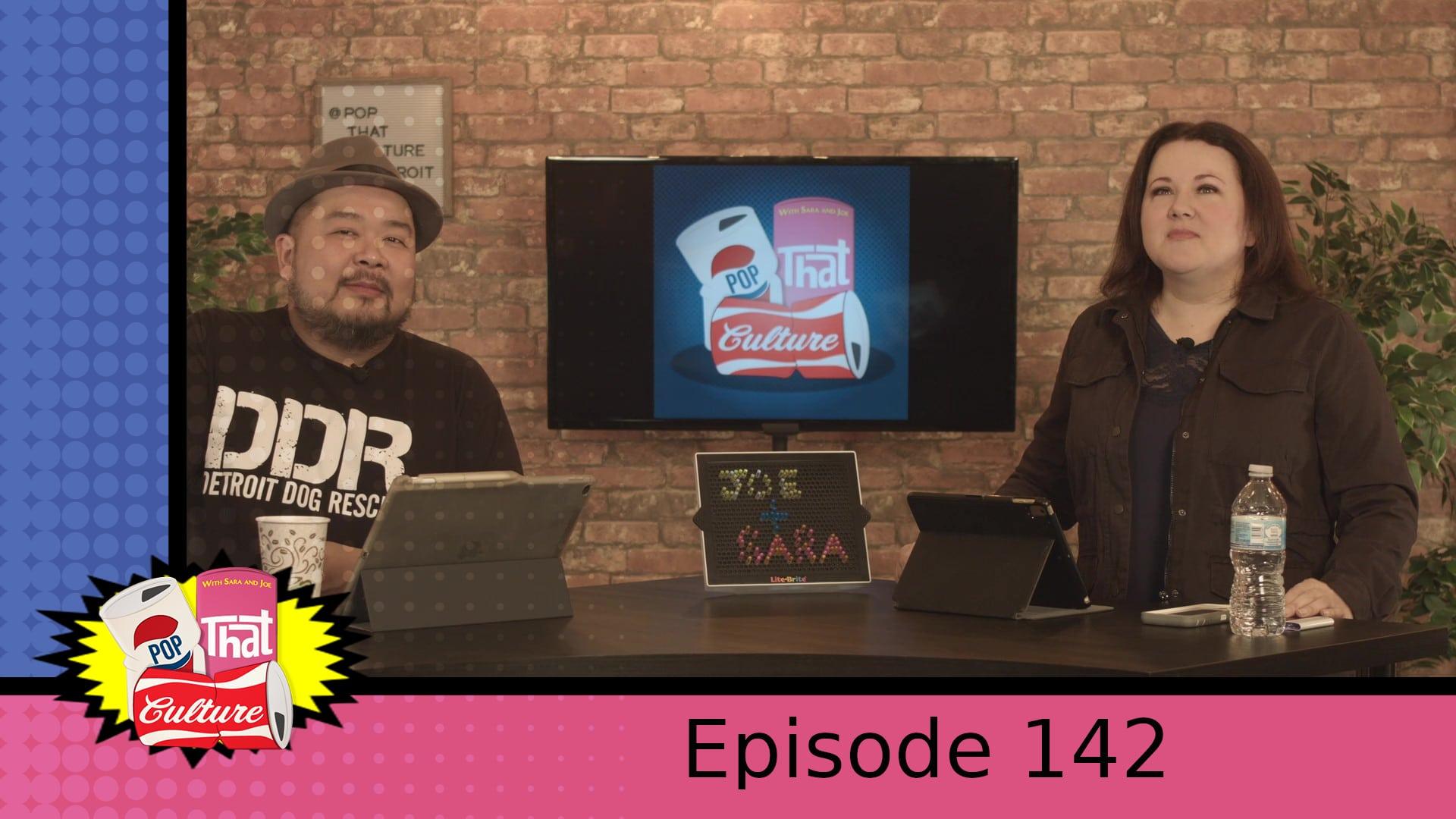 Pop That Culture - Episode 142