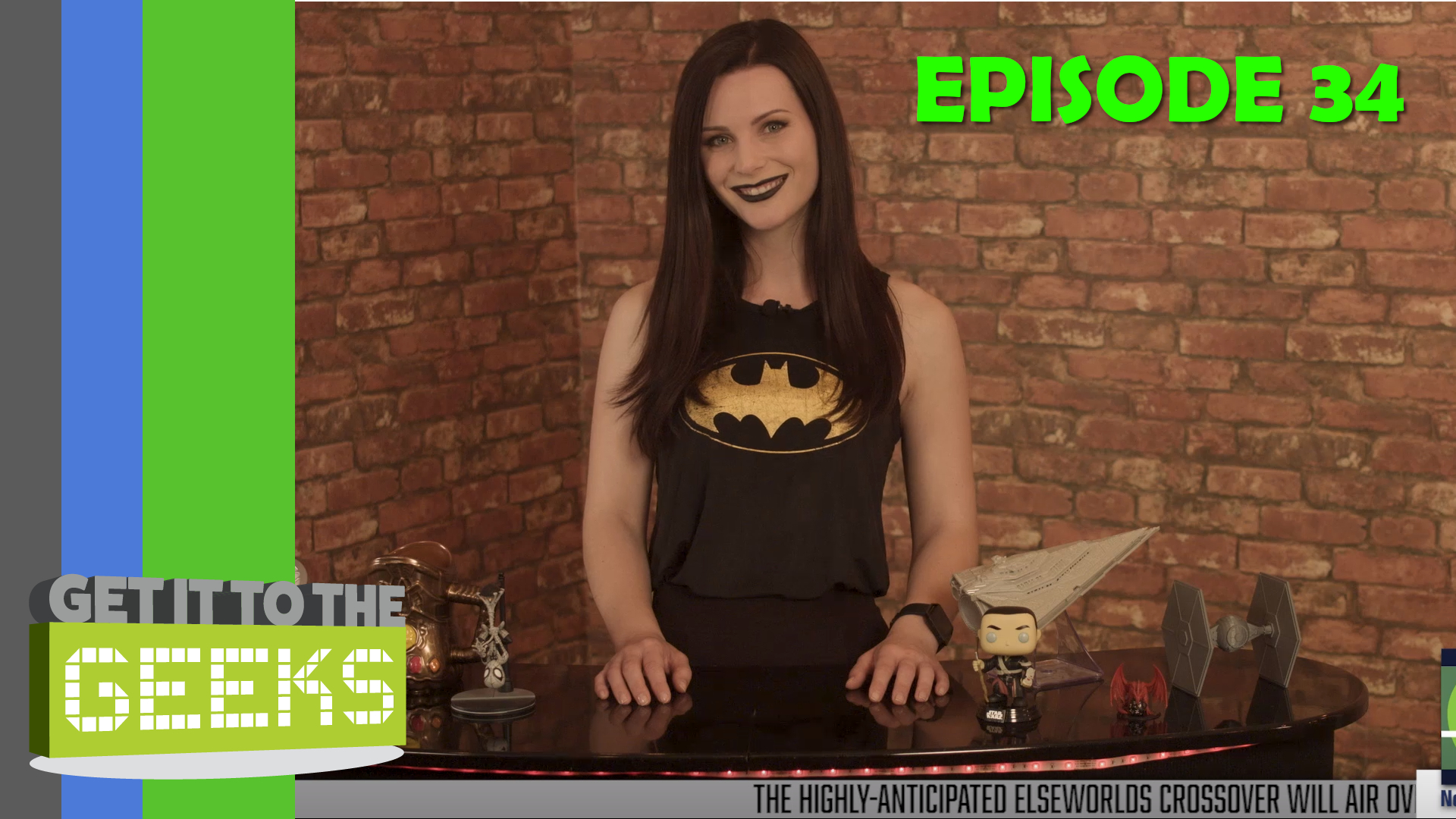 Get It To The Geeks - Episode 34