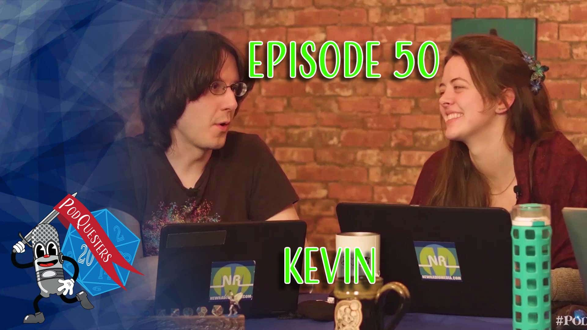 Podquesters - Episode 50: Kevin
