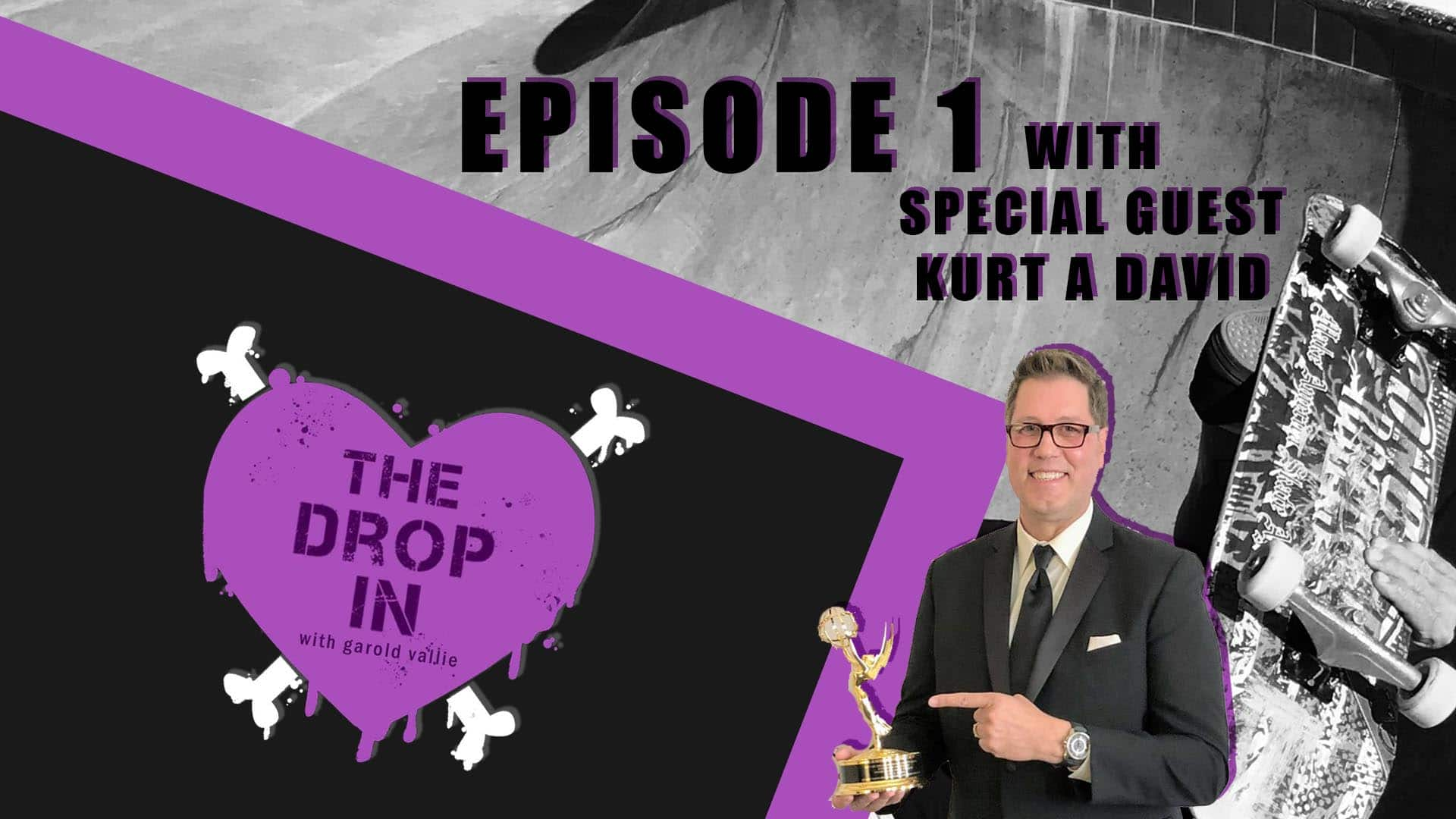 The Drop In with Garold Vallie - Episode 1