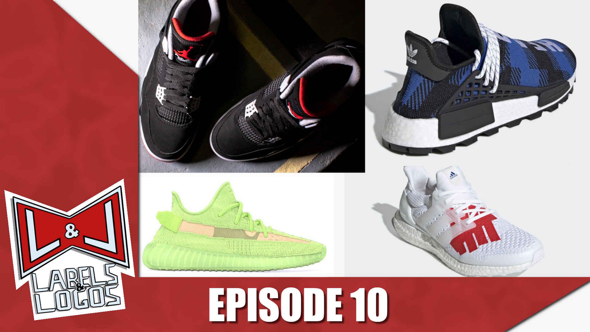 Labels & Logos - Episode 10