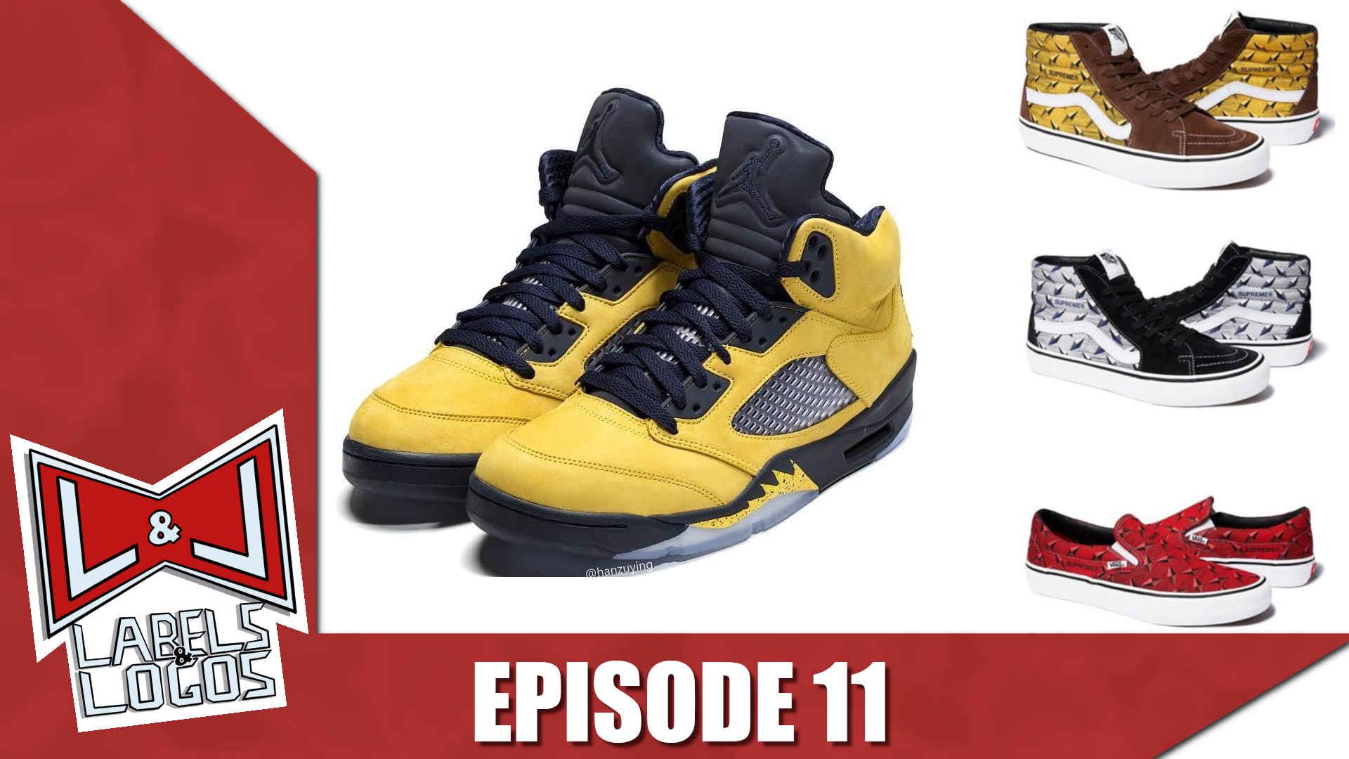 Labels & Logos - Episode 11