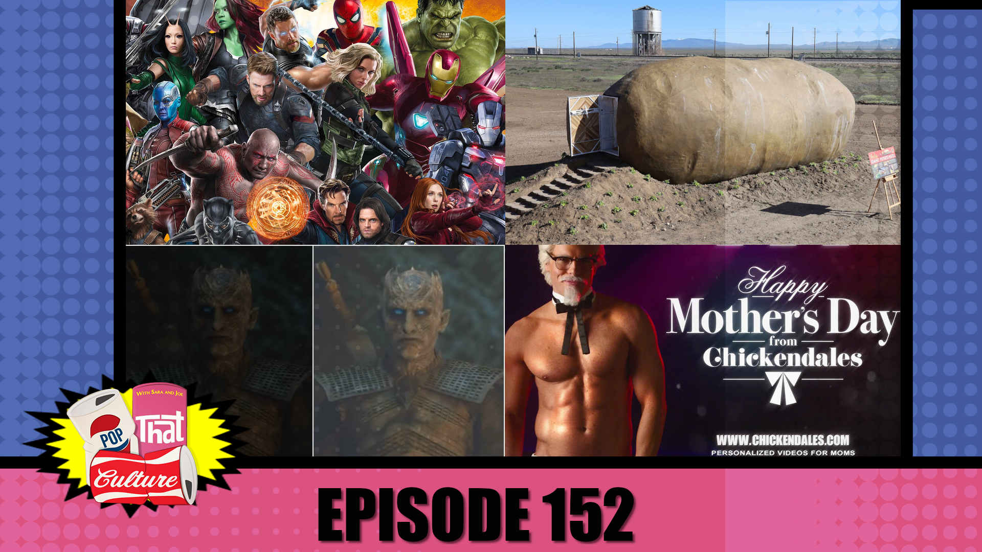 Pop That Culture - Episode 152