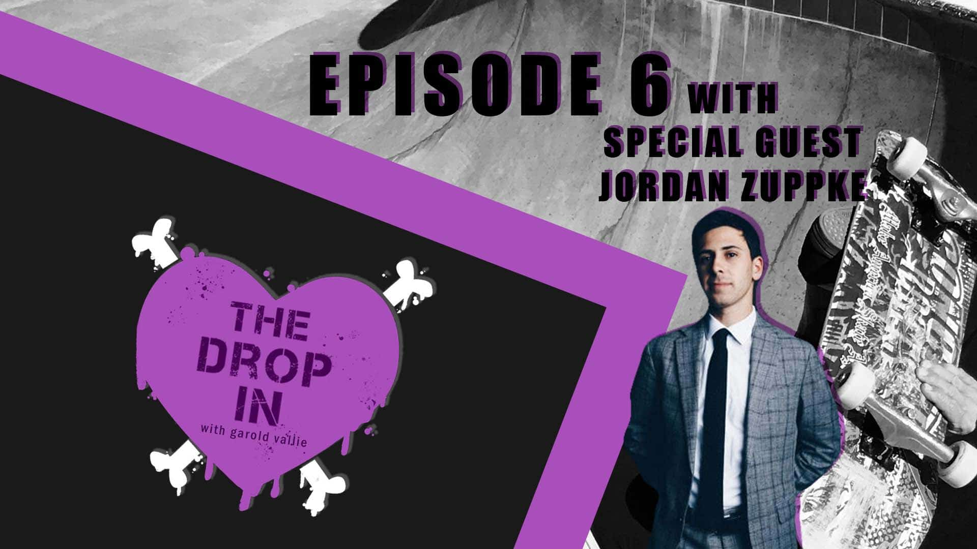 The Drop In with Garold Vallie - Episode 6