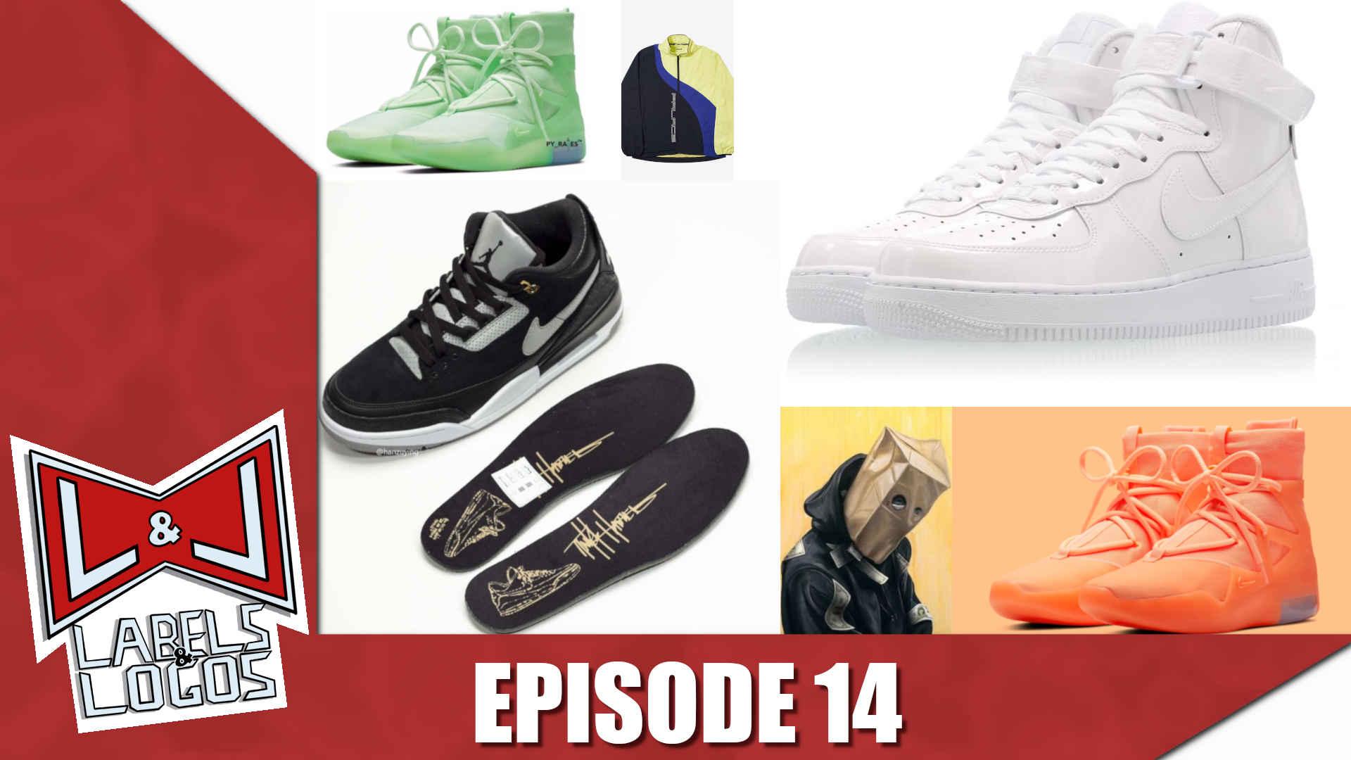 Labels & Logos - Episode 14
