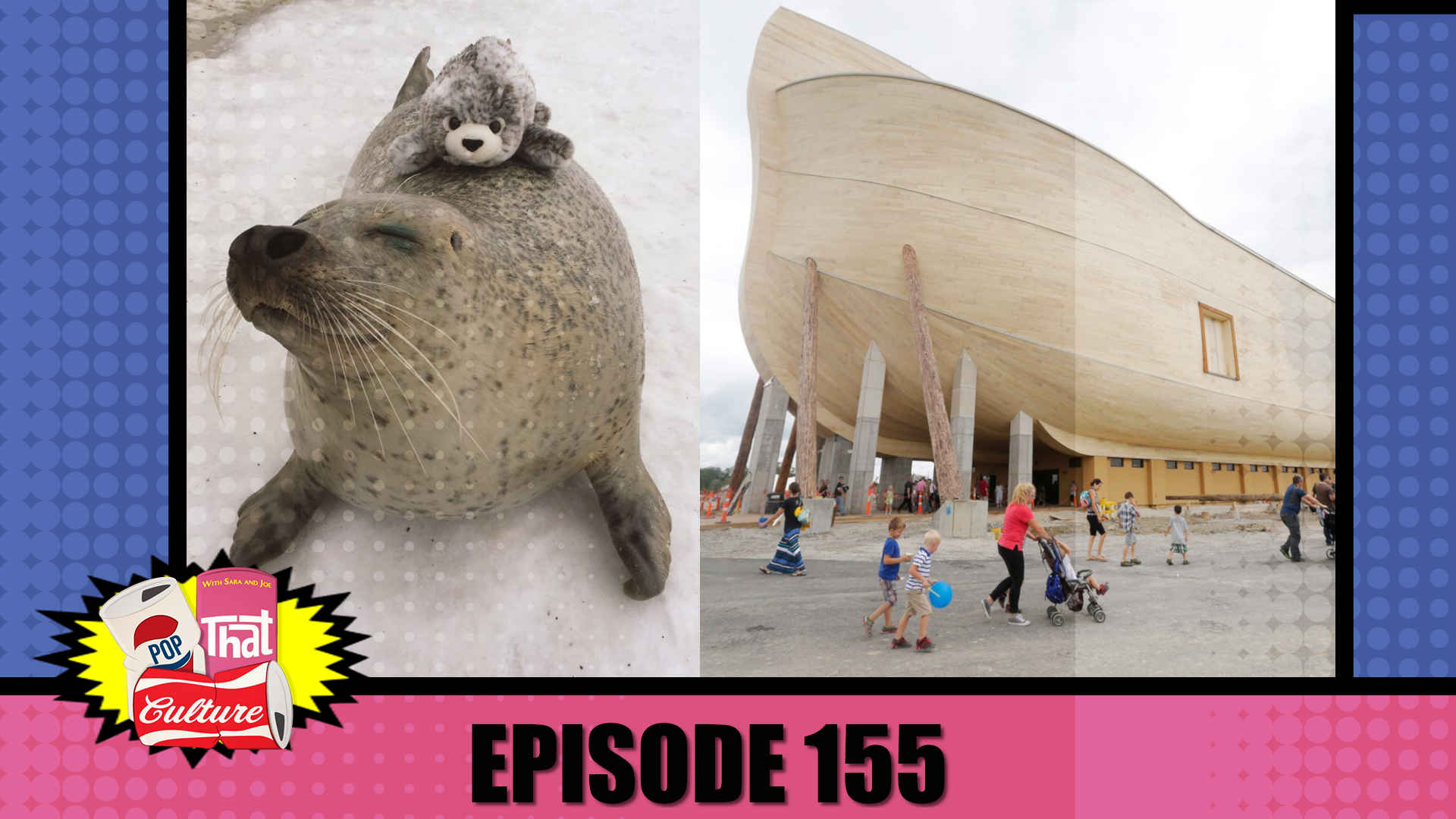 Pop That Culture - Episode 155