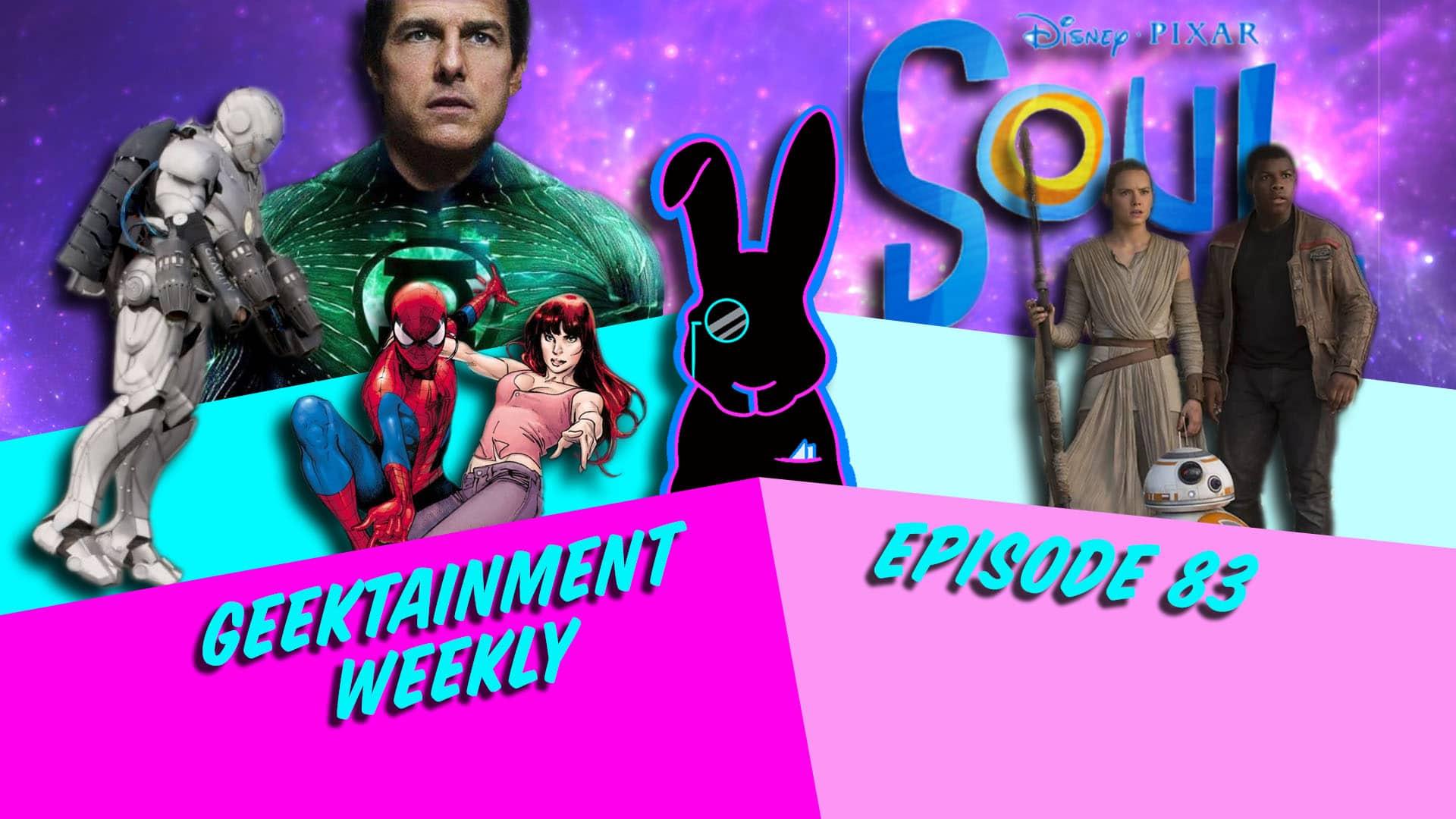Geektainment Weekly - Episode 83