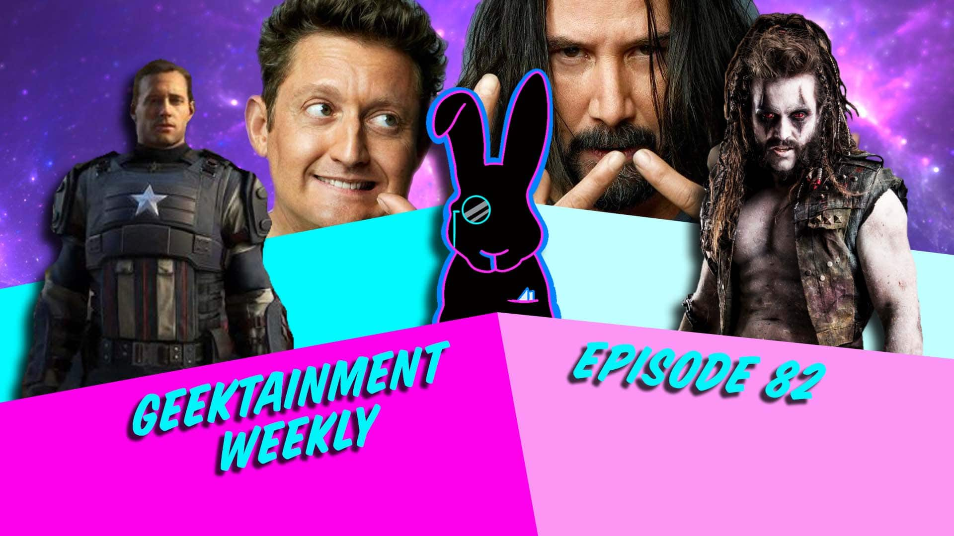 Geektainment Weekly - Episode 82 - E3 Update with Ash Paulsen