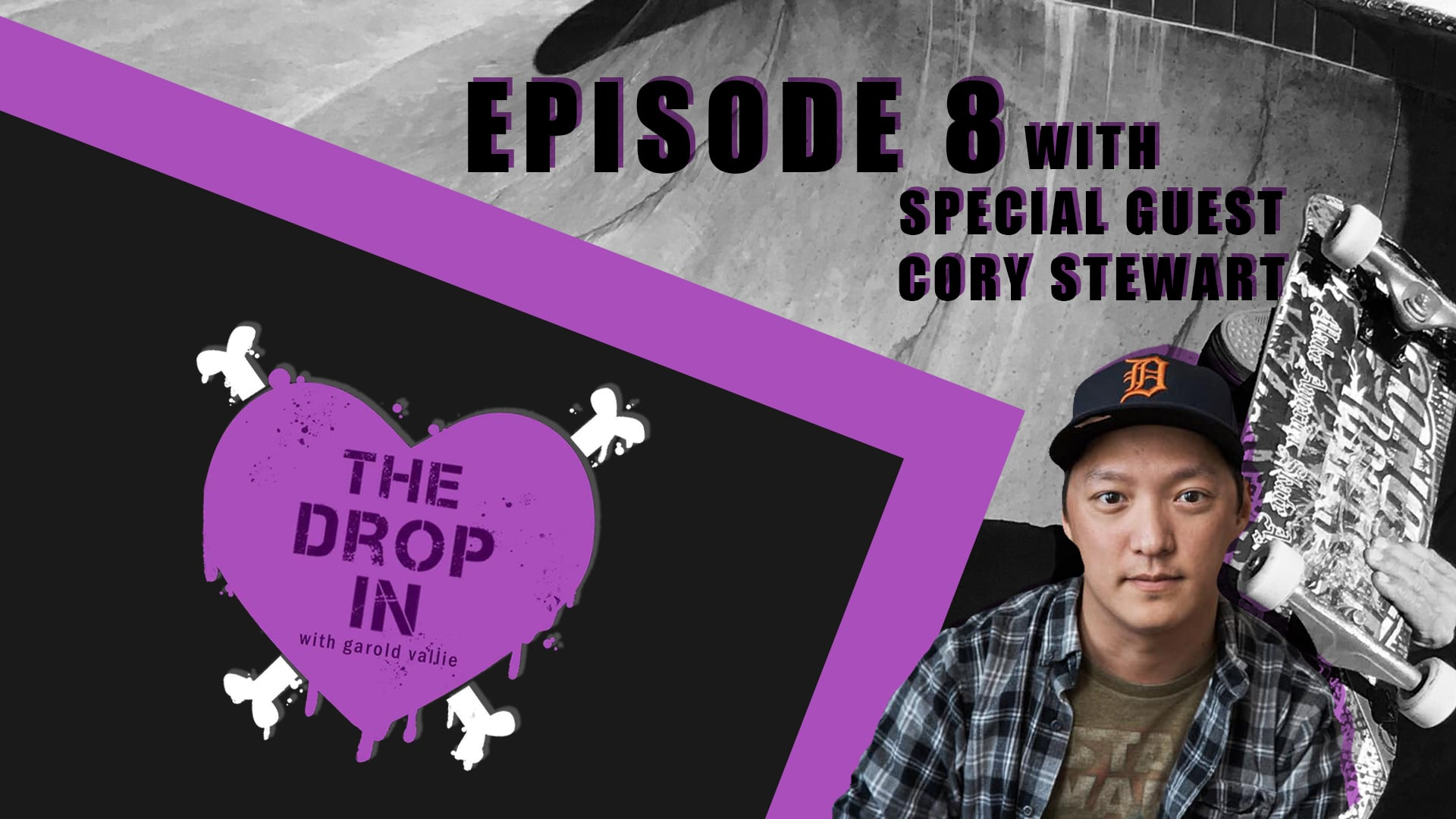 The Drop In with Garold Vallie - Episode 8