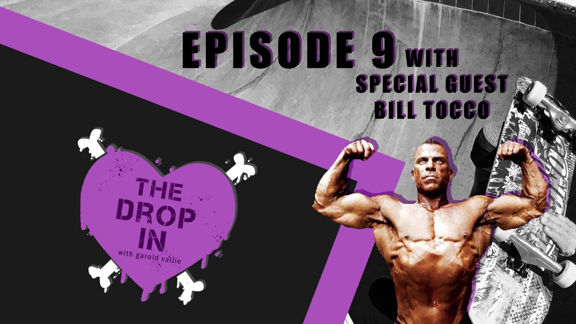 The Drop In with Garold Vallie - Episode 9