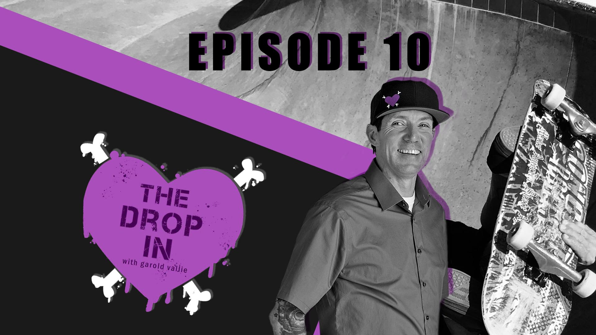 The Drop In with Garold Vallie - Episode 10