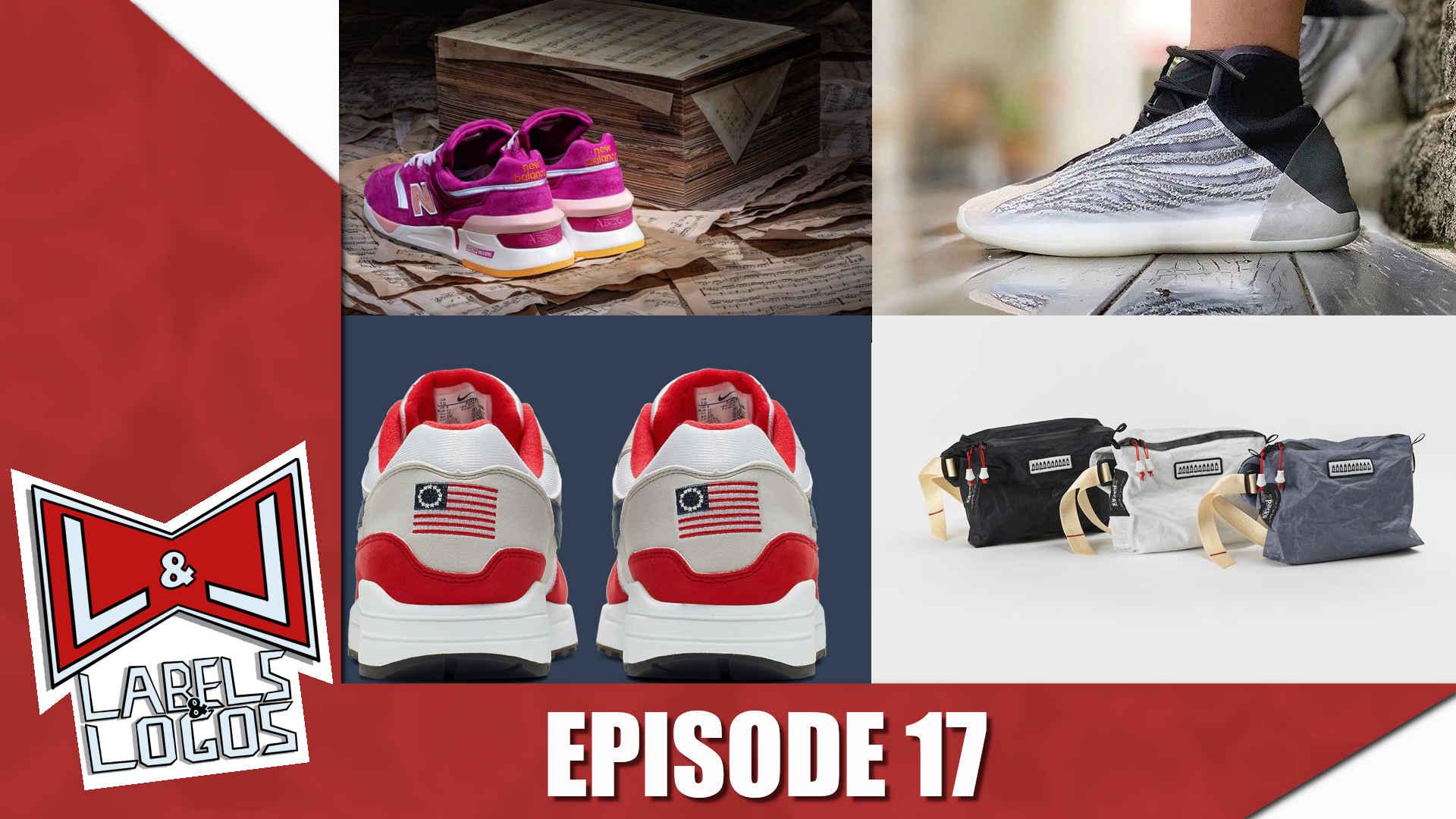 Labels & Logos: Michigan Sneaker XChange - Episode 17