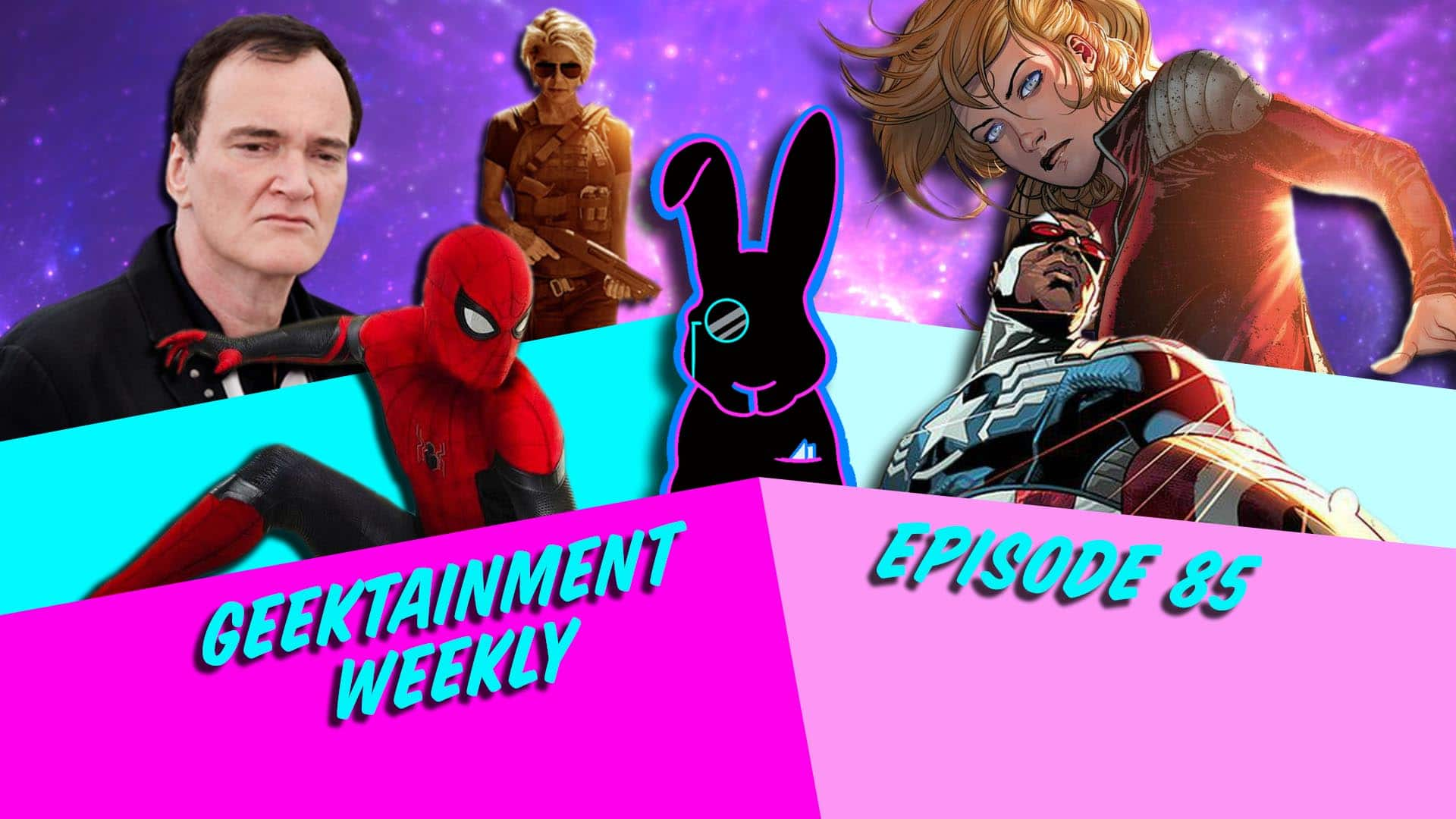 Geektainment Weekly - Episode 85 - Phase 4
