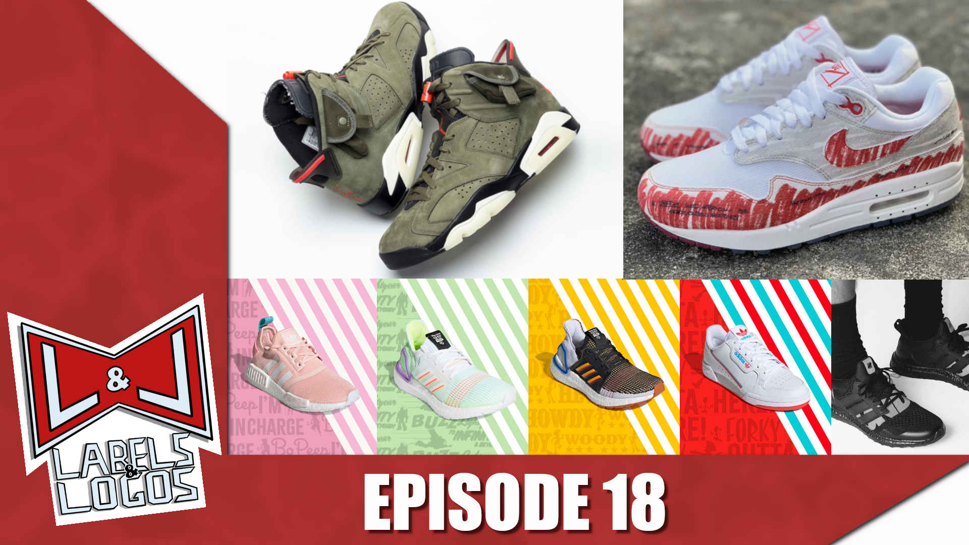 Labels & Logos - Episode 18 - Betsy Ross