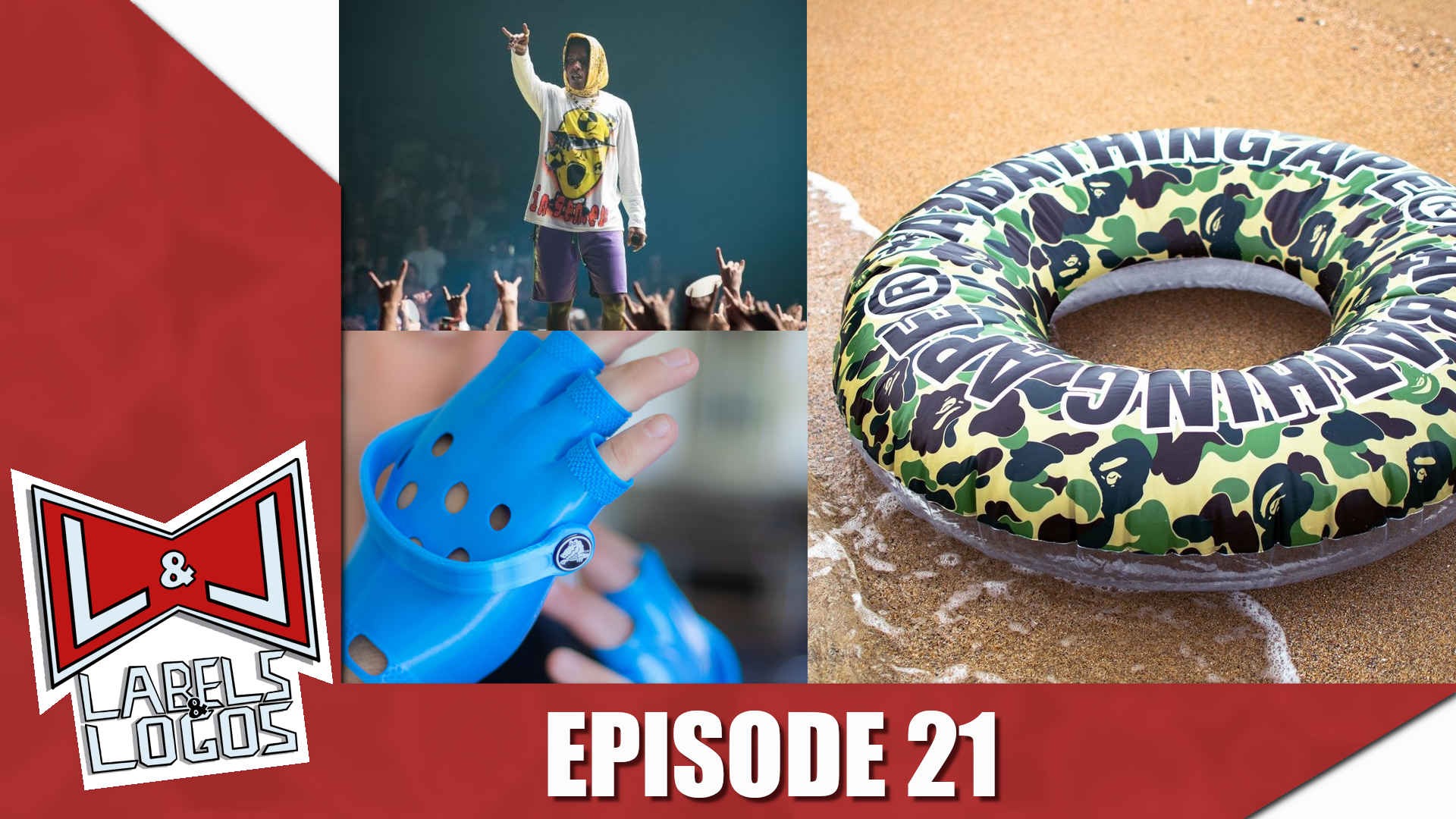 Labels & Logos - Episode 21 - Yeezy Day