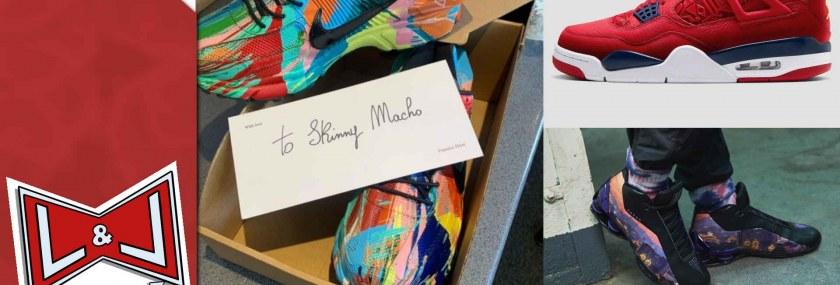 Labels & Logos - Episode 22 - Shoe Collaborations