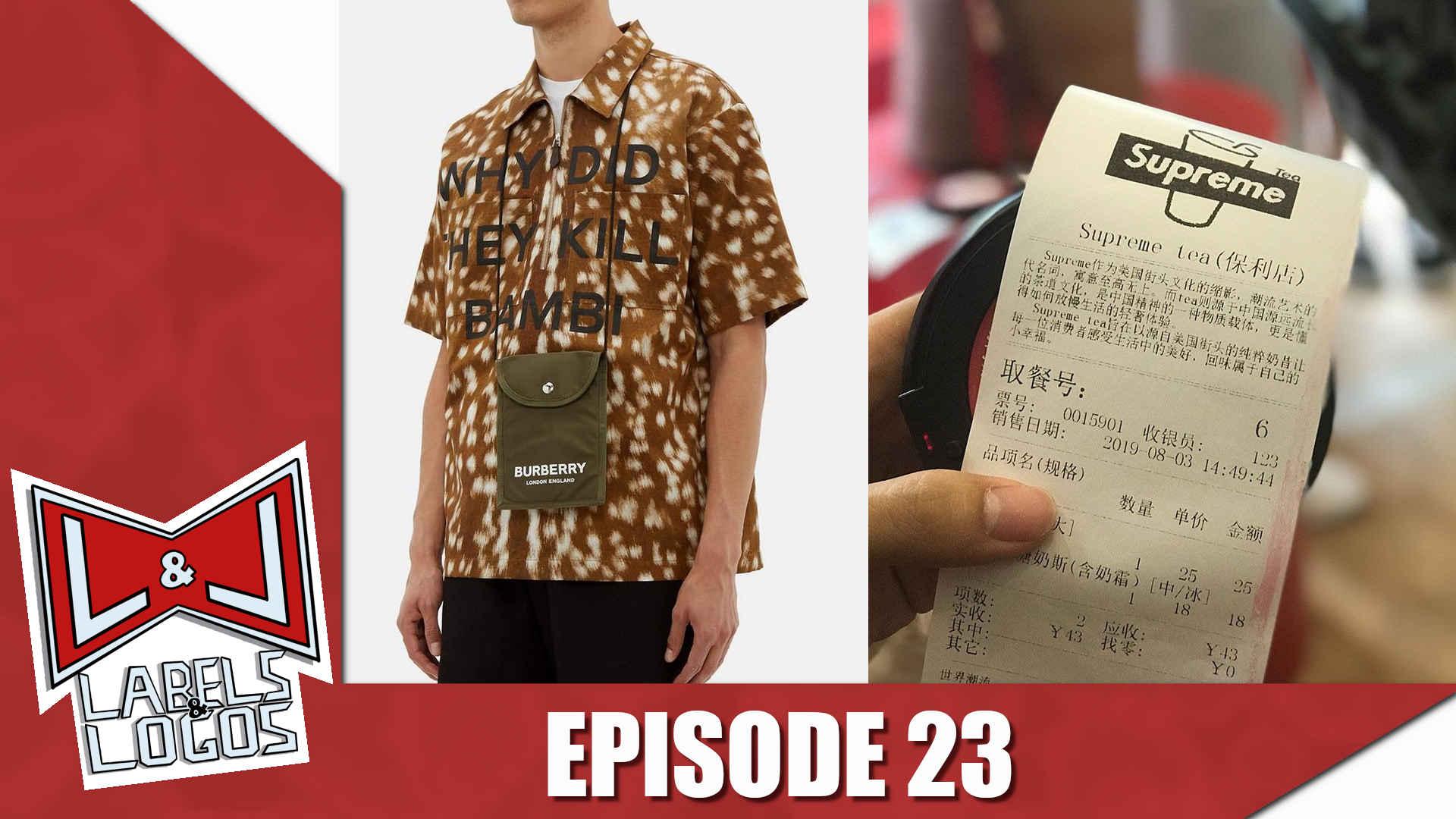 Labels & Logos - Episode 23 - Supreme