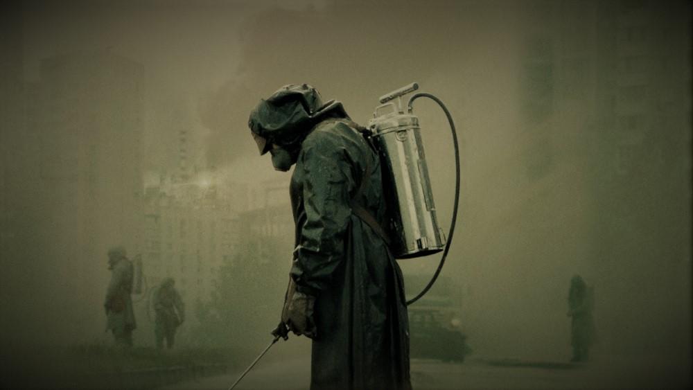 Chernobyl NRM blog