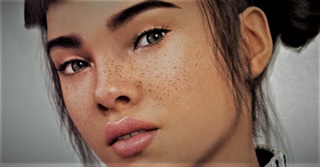 Lil Miquela virtual model