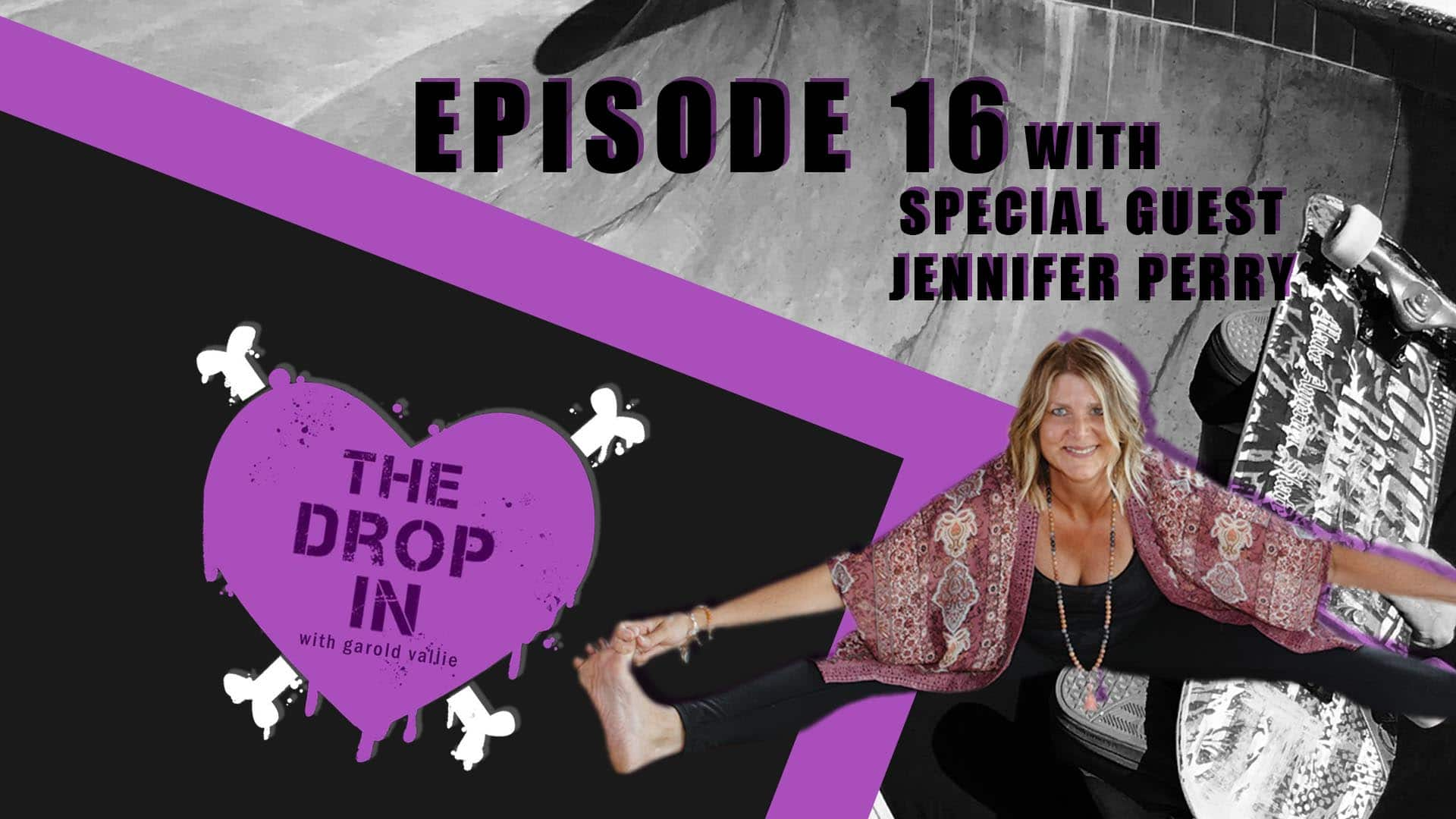 The Drop In with Garold Vallie - Episode 16 - Yoga