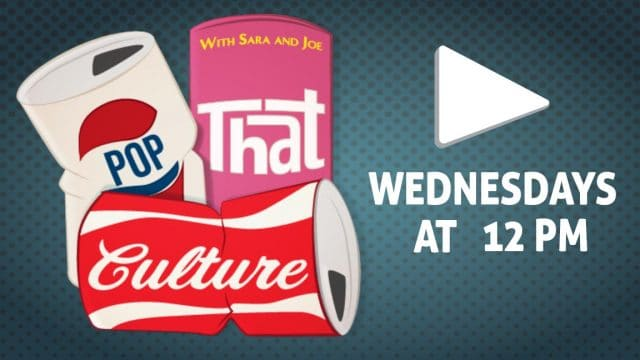 Watch Live - Pop That Culture