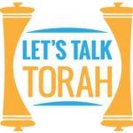 Let's Talk Torah Square Logo