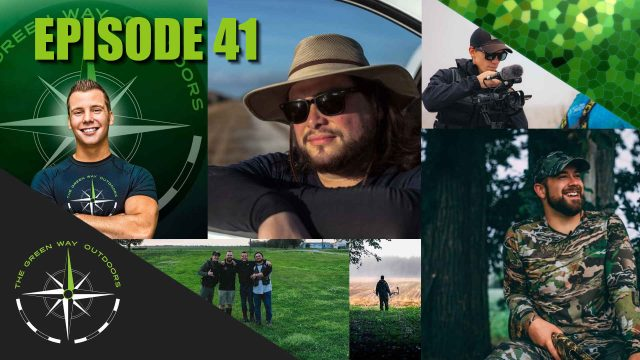 The Green Way Outdoors - Episode 41 - Upcoming Trips