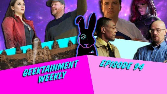 Geektainment Weekly - Episode 94 - Night Monkey