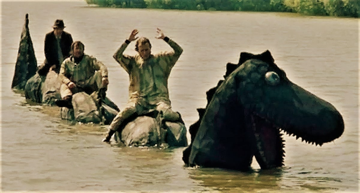 NRM Loch Ness Monster blog