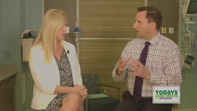 Today's Good Health with Kim Adams - Episode 4: Reducing Your Risk of Cancer