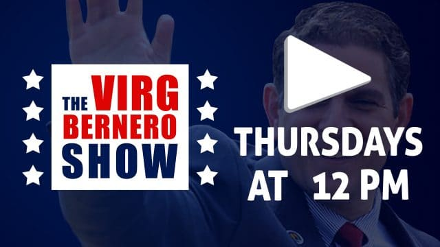 Watch Live - The Virg Bernero Show