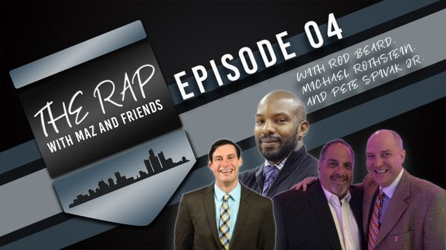 The Rap with Maz & Friends - Episode 4 - NBA Opening Night