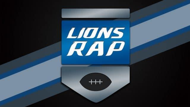 Lions Rap With Maz & Friends - Lions vs Vikings Wk 7