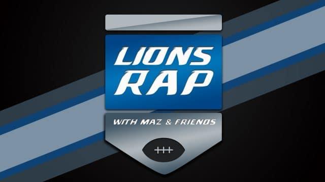 Lions Rap with Maz & Friends