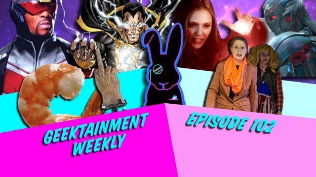 Geektainment Weekly - Episode 102 - Disney Plus