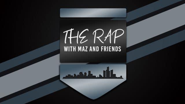 Watch Weekdays 1pm EST - The Rap with Maz & Friends