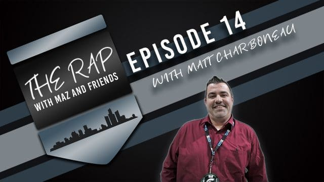 The Rap with Maz & Friends - Episode 14 - Michigan State News