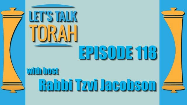 Let's Talk Torah - Episode 118 - Ghettos, Children and Tuition