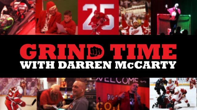 Watch Wednesdays 6pm EST - Grind Time with Darren McCarty