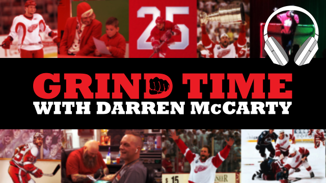 Grind Time with Darren McCarty Audio Channel