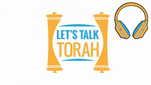 Let's Talk Torah Audio Channel