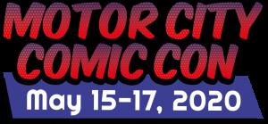 Motor City Comic Con 2020