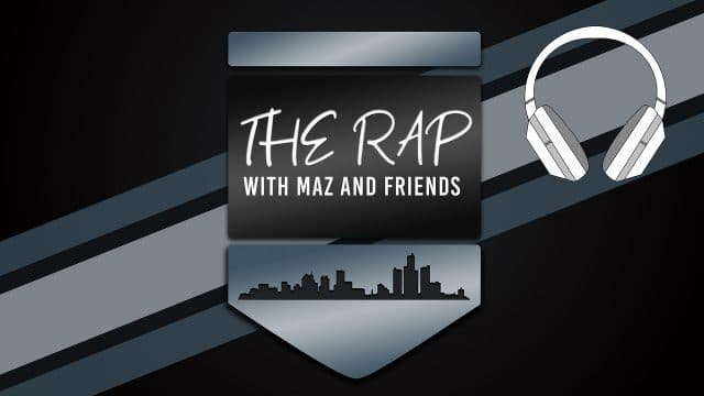 The Rap with Maz & Friends Audio Channel