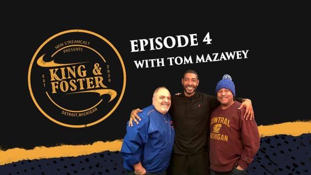 King & Foster - Episode 4 - Jimmy's Dream Team