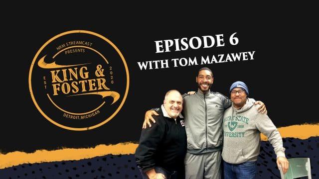 King & Foster - Episode 6 - Ray Jackson