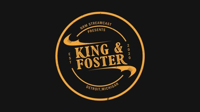 Watch Tues/Thurs 5pm EST - King & Foster