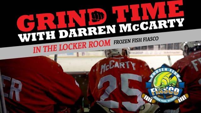 In The Locker Room - Frozen Fish Fiasco
