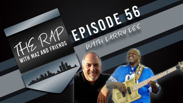 The Rap With Maz & Friends - Episode 56 - The One Where Maz Is At Spring Training
